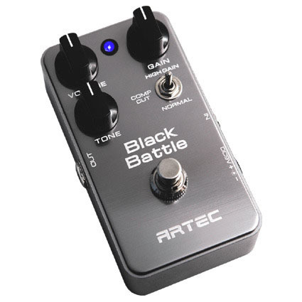 [Artec] LEGEND PEDAL  Black Battle (LE-BBT)