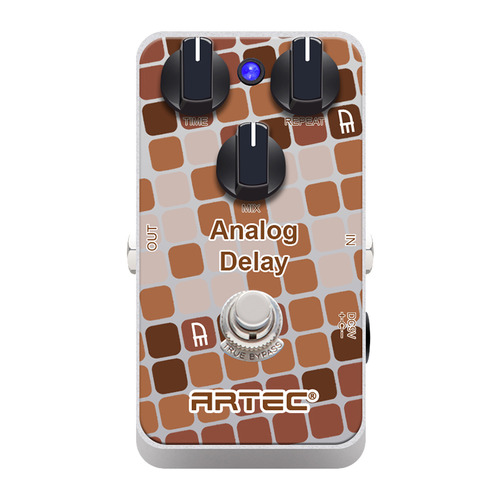 [Artec] BOUTIQUE PEDAL  Analog Delay (Q-ADL)
