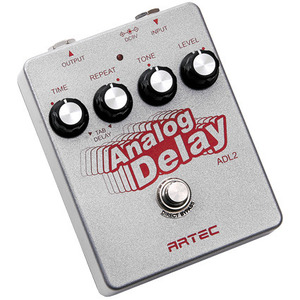 [Artec] CUSTOM PEDAL  Analog Delay (CS-ADL)